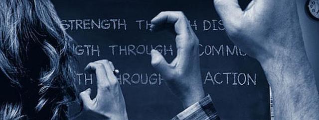 Class Motto:  STRENGTH THROUGH DISCIPLINE